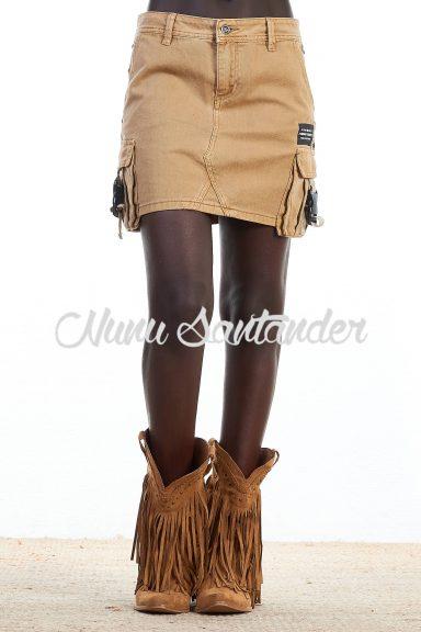 falda cargo