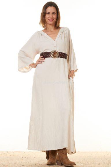 vestido tipo tunica